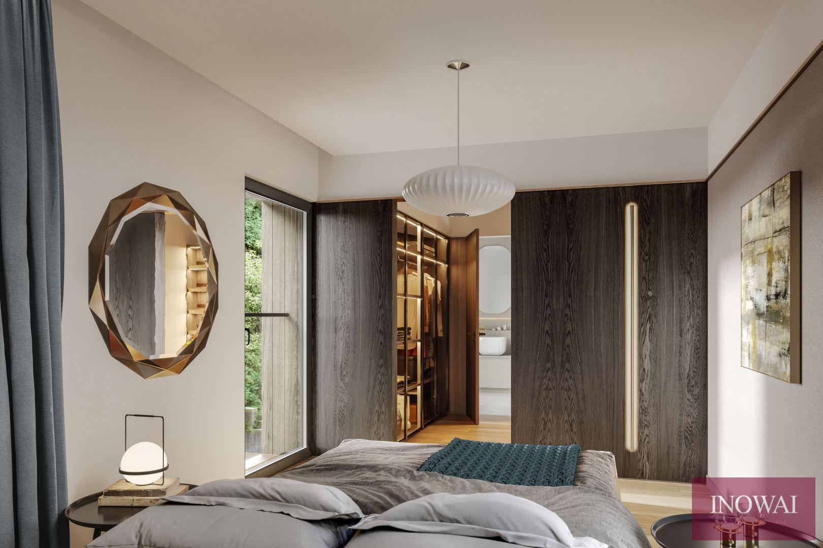 Appartement 1 chambre - projet ROCKWOOD